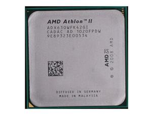 AMD Athlon II X4 630 2.8GHz Quad-Core AM3 CPU